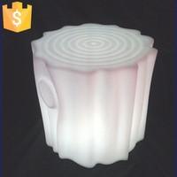 LED Bar Furniture Flashing Chair Light LED Bar Stool Cube Glowing Tree Stool Light up Bar Chairs Free shipping 4pcs/Lot