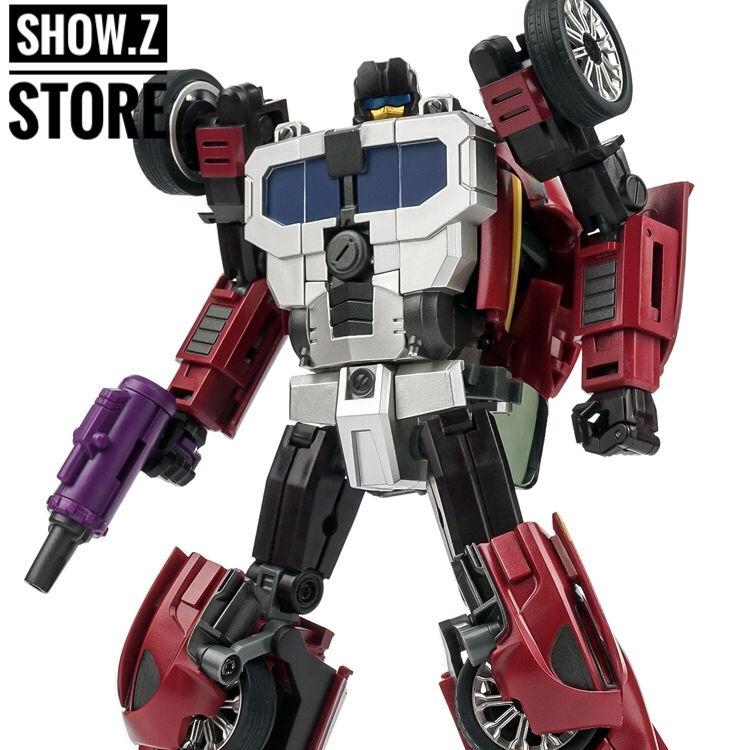 [Show.Z Store] TFM M-04 Havoc Over Turn TransFormMission Masterpiece Transformation Action Figure animals in roman life and art