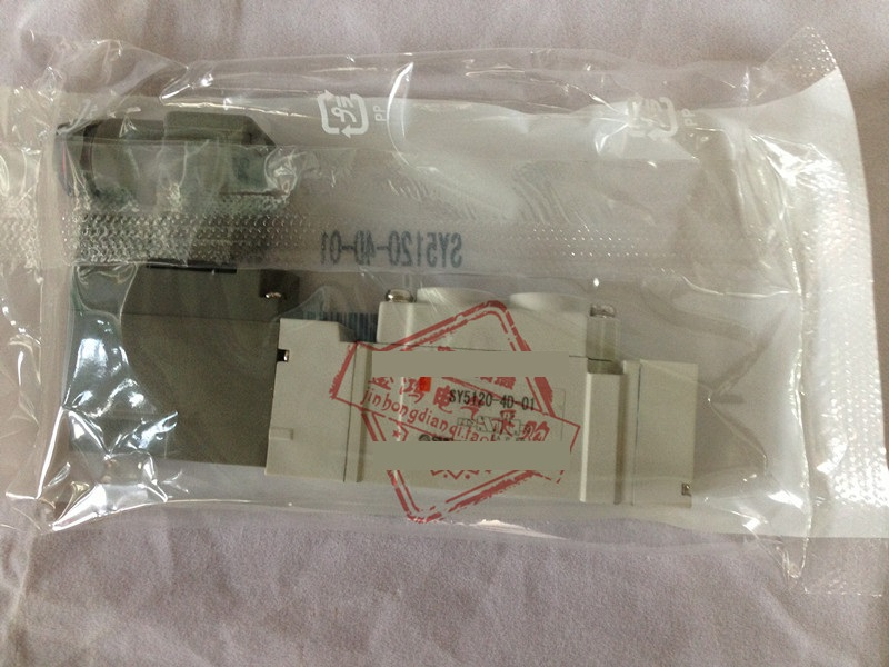 цена на MADE IN CHINA Pneumatic Solenoid Valve SY5120-4D-01 AC220V