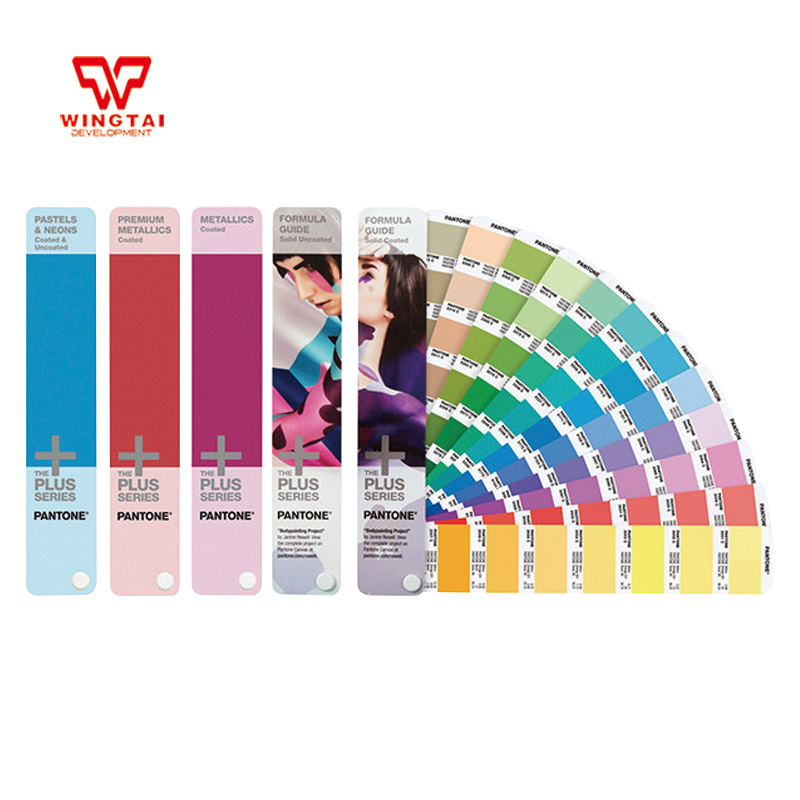 5 Books/set Newest USA PANTONE SOLID GUIDE SET Color Chart GP1605N5 Books/set Newest USA PANTONE SOLID GUIDE SET Color Chart GP1605N