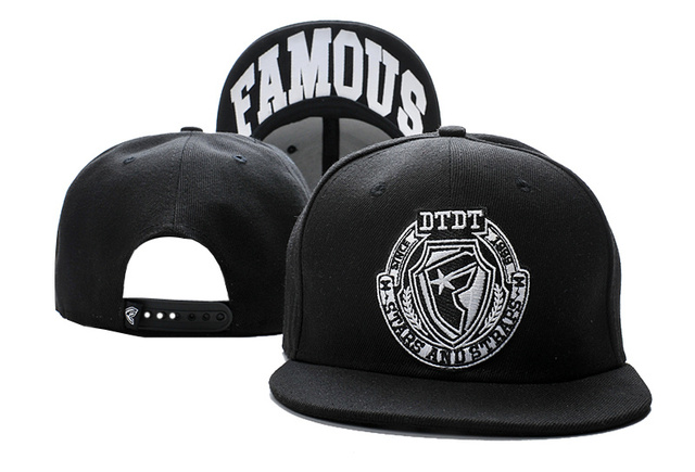 2 colors Famous Stars And Straps Snapback hats DTDT new Fashion Men Women  top quality hip hop taiyan Baseball Caps freeshipping 3c7950b57d7