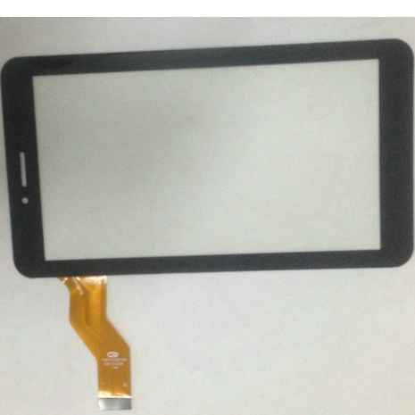 New Touch screen Digitizer For 7 Digma optima 7.5 3g TT7025MG Tablet Touch panel Glass Sensor Free Shipping 7inch digma optima 7 77 3g tt7078mg dx0070 070a for oysters t72x 3g tablet capacitive touch screen panel digitizer glass sensor