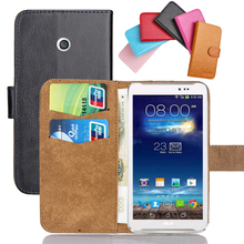 Case For ASUS Fonepad Note 6 ME560 ME560CG 6inch Fashion Vintage 6 Color Luxury Stand Wallet Flip Leather Case Phone Bag Cover  стоимость
