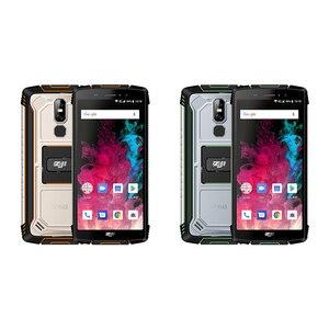 "Image 3 - HOMTOM ZOJI Z11 IP68 Wasserdicht Staub Proof 10000 mAh Smartphone 4 GB 64 GB Octa Core Handy 5,99"" 18:9 gesicht ID 4G Handy"