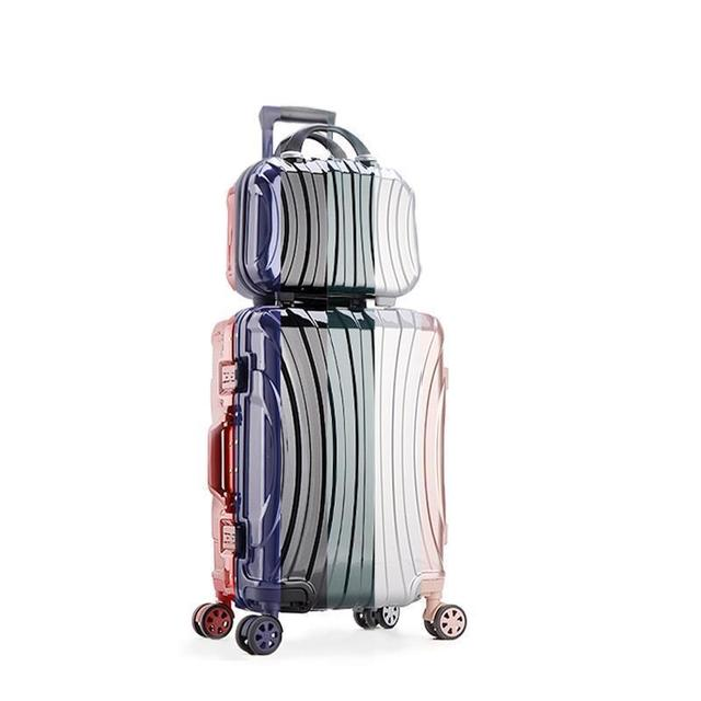 SPIN 20 Carry on Wheel Suitcase 2