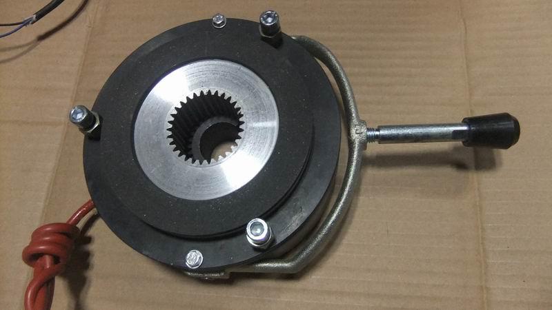 Electromagnetic loss brake DLTZ3-80 DC170VElectromagnetic loss brake DLTZ3-80 DC170V