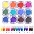 1 caja de 1g born pretty pigmento térmica temperatura de cambio de color decoraciones manicura nail art glitter powder polvo gradiente