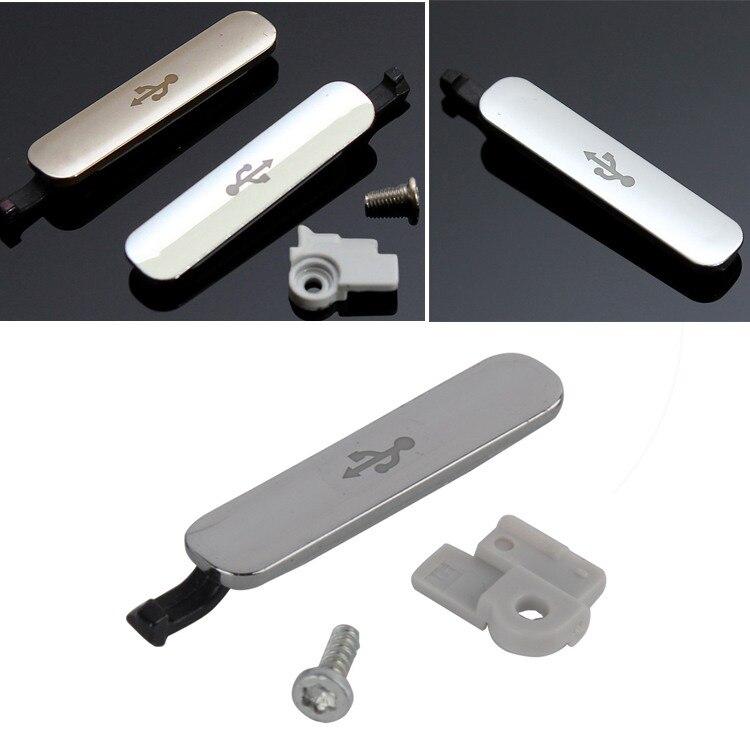 Хорошее качество телефон Наборы аксессуаров для телефонов 5 шт. USB Зарядное устройство Порты и разъёмы Защита от пыли с держателем и винт для…