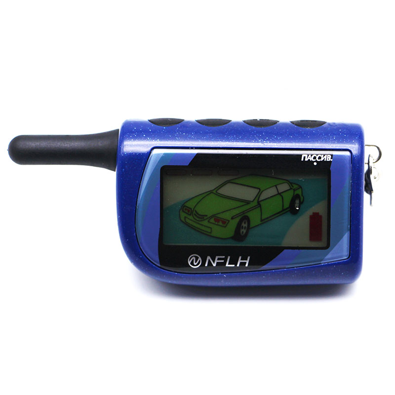 Russia Version M4 Car Remote For Scher Khan Magicar 4 Lcd