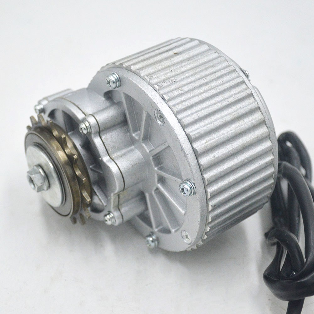 24V 36V 450W silnik szczotkowy do zmiany rower W rower elektryczny silnik diy zestaw