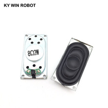 2PCS/Lot Notebook Speaker Horn 2W 8R 4020 Loud speaker 8 ohms 2 Watt 40*20MM thickness 5.8MM