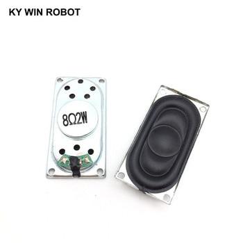 2PCS/Lot Notebook Speaker Horn 2W 8R 4020 Loud speaker 8 ohms 2 Watt 8R 2W 40*20MM thickness 5.8MM