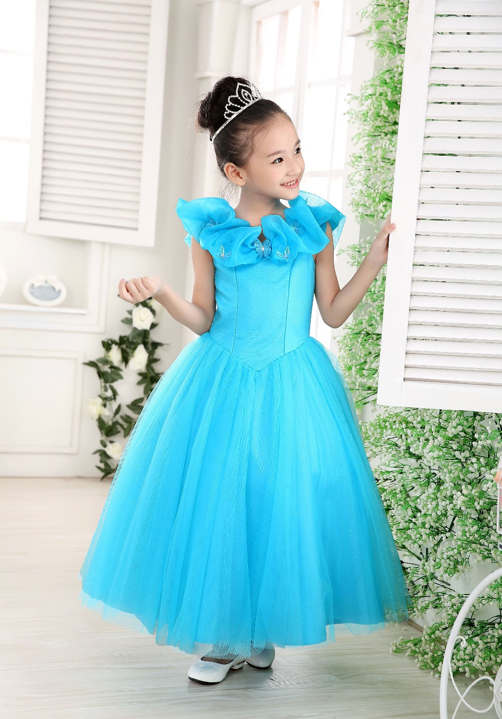 Colorful Fancy Dress For Party Embellishment - All Wedding Dresses ...