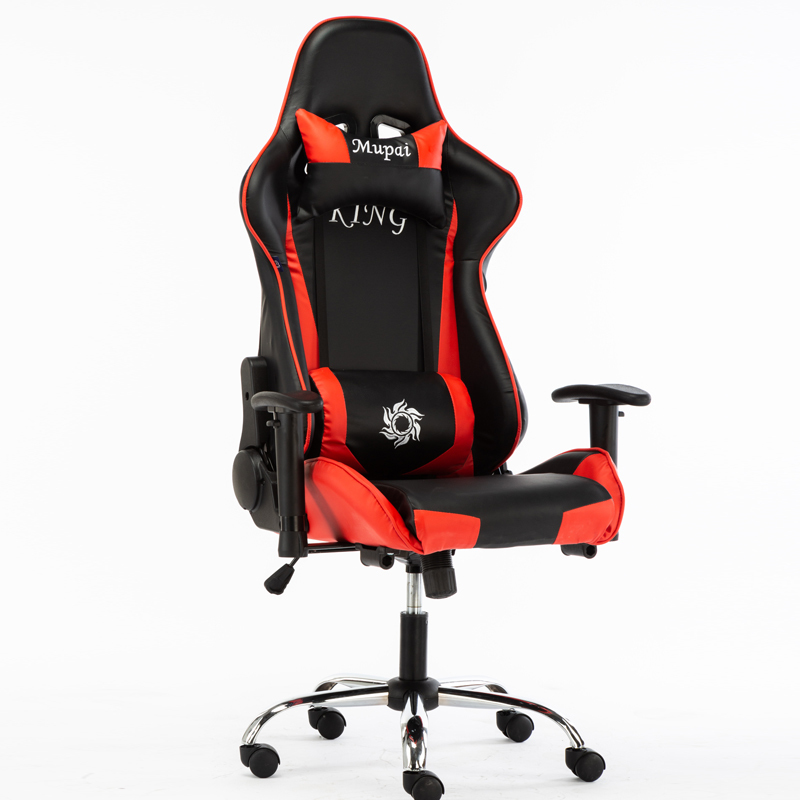 Luxury Quality 808-7 Poltrona Live Gaming Chair Synthetic Leather Wheel With Footrest Ergonomics Can Lie Household Silla Gamer