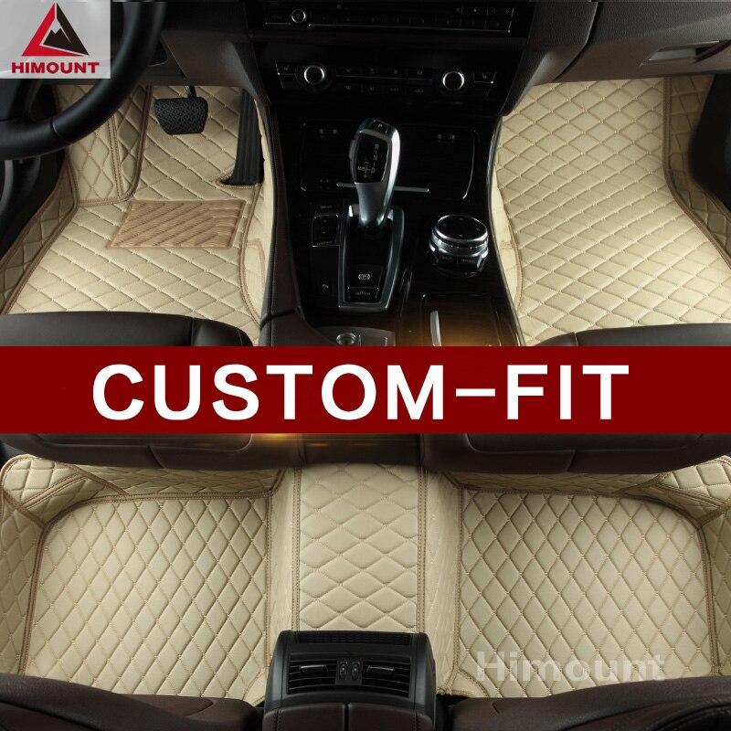 Custom Fit Voiture Tapis De Sol Pour Mercedes Benz Un B C Cla E