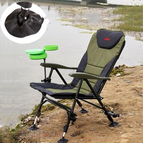 cadeira assento pano oxford assento leve para