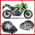 Z750 Moto Coperchio Generatore Дель Двигателя Statore Coperchio Картера для Kawasaki Z750 2007 2008 2009 Alluminio Аксессуары