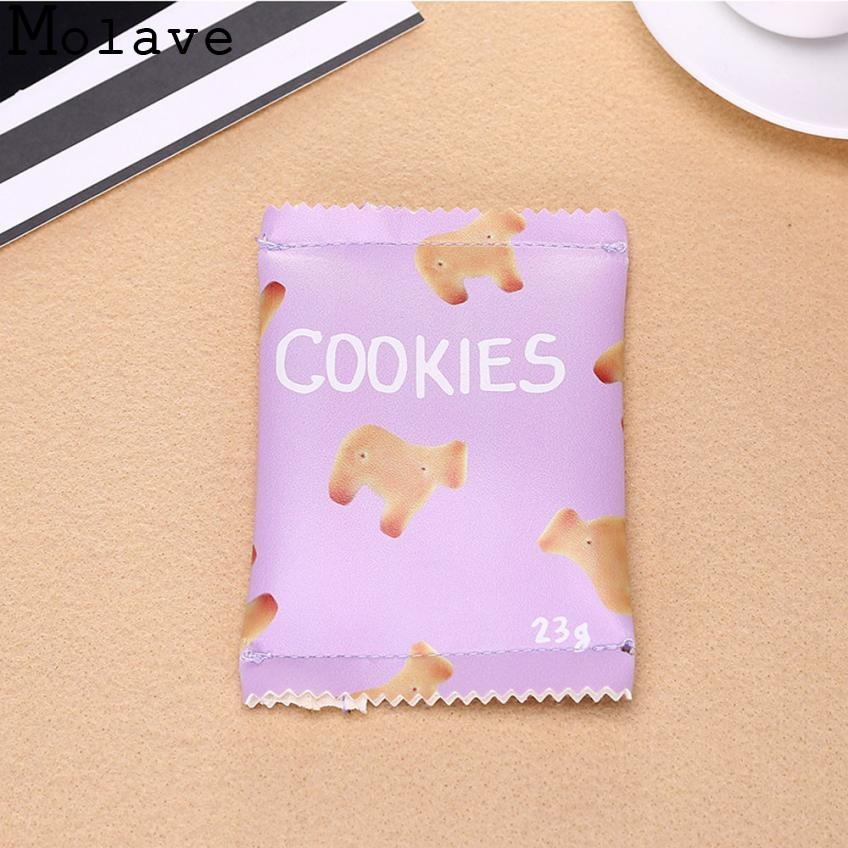 New Fashion  Women Girls Cute Fashion Snacks Coin Purse Wallet Bag Change Pouch Key Holder Small  Wallet Cero cartera June0627 women girls cute fashion snacks coin purse canvas zipper wallet bag change pouch key holder clutch handbag dropshipping lp