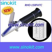 Brix/OE/KMW/CNM/Vol % Kan Vijf wereld niveau Refractometer-RHO-150FATC