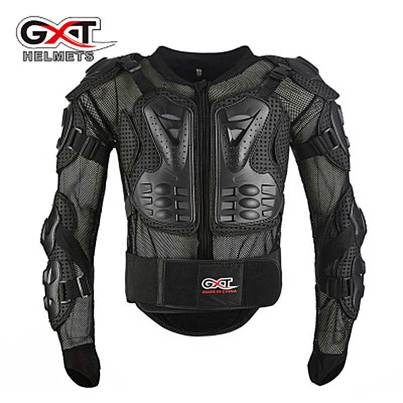 GXT Cross_country Motorcycle Riding Armors Moto Knight Racing Protection Motocross Gear Out Sports Armor Equip Made Of PP Shell in Combinations from Automobiles Motorcycles