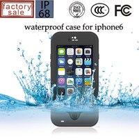 Original Redpepper Waterproof Case Underwater Case For IPhone 5 5S Se 6 6S 6Plus 6s Plus