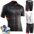 Northwave Nw комплект летней велосипедной одежды из дышащего Джерси MTB велосипедная Одежда для горного велосипеда Maillot Ropa Ciclismo
