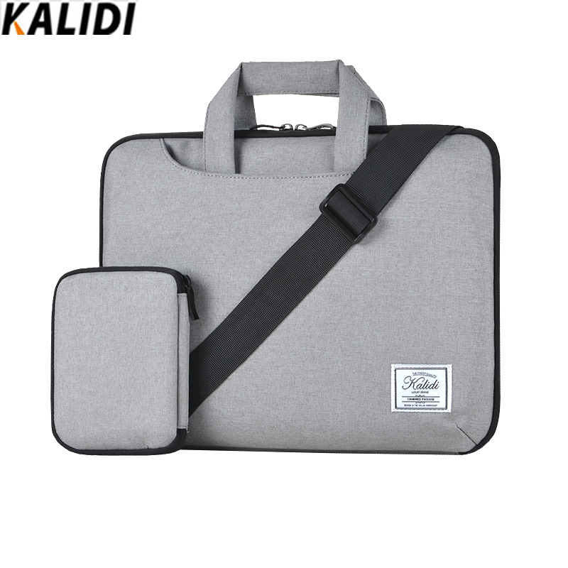 KALIDI Waterproof Shoulder Messenger Bag Travel Laptop Sleeve Netbook Cover Case Pouch for Macbook Air Pro Retina  Dell XPS fast shipping lowepro pro runner 350 aw shoulder bag camera bag put 15 4 laptop with all weather rain cover