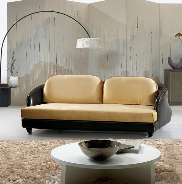 Leinen Sofa Set Wohnmbel Couch Samt Tuch Sofas Wohnzimmer Schnitts Ecksofa Moderne 3
