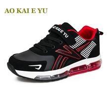 Nieuwe aankomst lente 2017 mannen loopschoenen air sole comfort tieners sneakers outdoor sportschoenen merk ontwerp goede kwaliteit