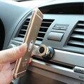 360 Grados Giratoria Magnética Sostenedor Del Teléfono Del Coche Universal Air Vent Mount Teléfono Móvil Del Coche Del Soporte Del Teléfono Móvil Accesorios