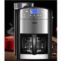 Автоматическая шлифовальная кофемашина 1 25 л для домашнего офиса Кофеварка молотый кофе в зернах + кофе + изоляционный AC-M125A