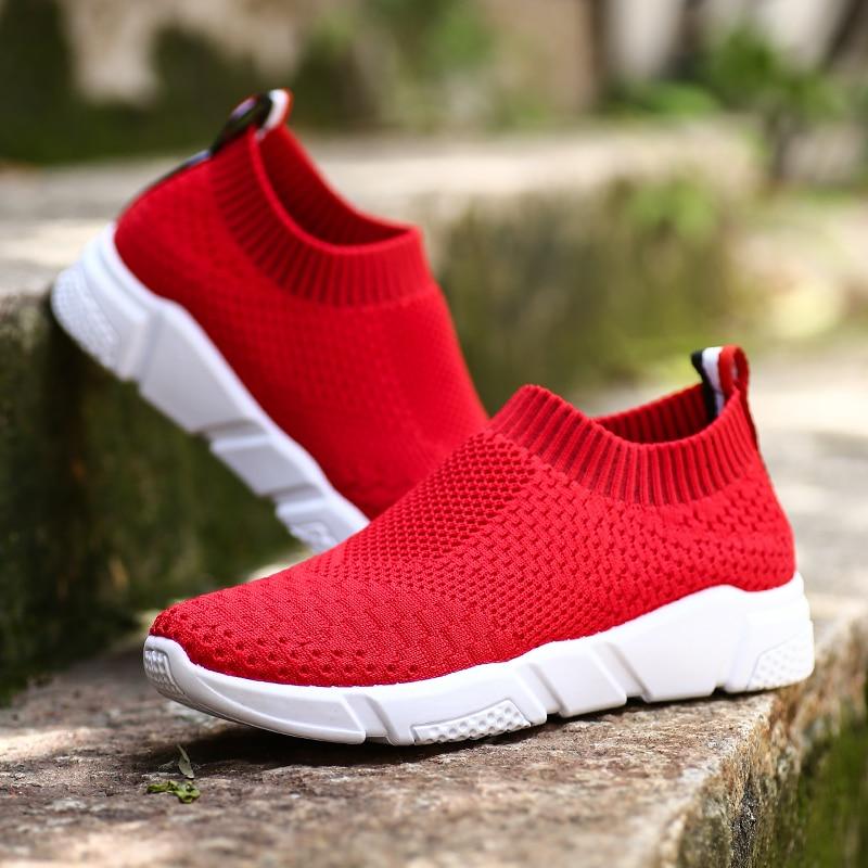 LUONTNOR Spring Sock Sneakers Women