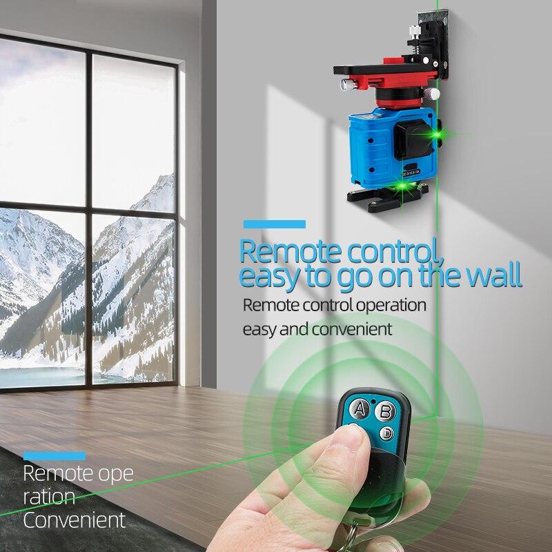 Nouveau LETER 3D laser vert niveau-dans les niveaux Laser des outils sur Aliexpress.com | Alibaba Group