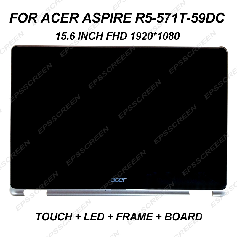 fit for font b acer b font Aspire R5 571T 59DC 15 6 FHD Lcd Touch