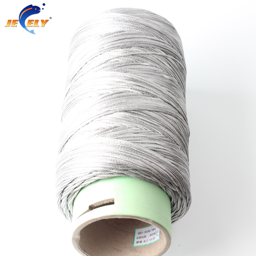 Free Shipping!1000M 1000LB uhmwpe fiber paraglider winch rope 2mm 8 ...