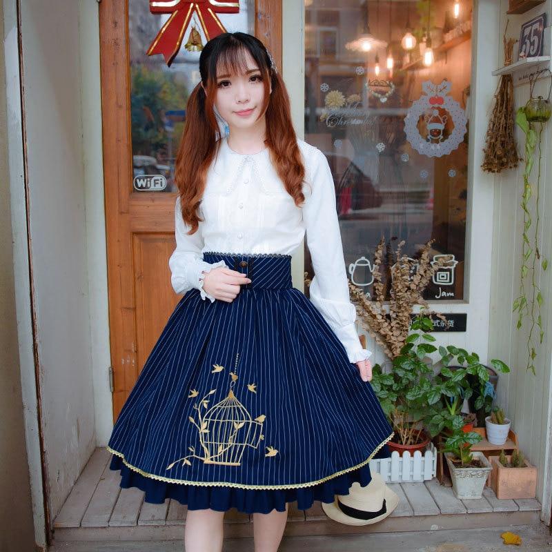 2019 შემოდგომა კლასიკური Lolita - ქალის ტანსაცმელი - ფოტო 3