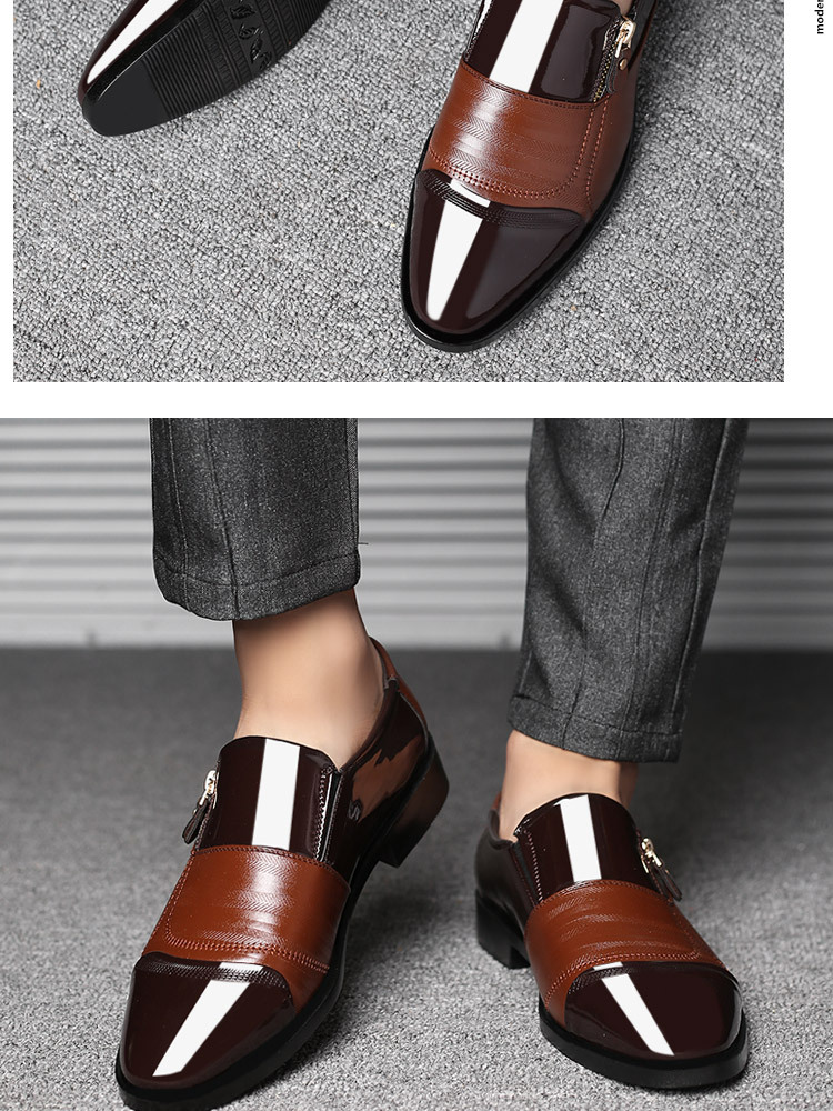 Luxury Business Oxford Leather Shoes 24