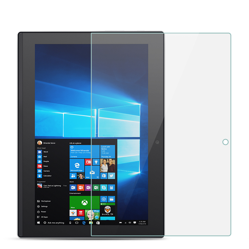 Tempered Glass For Lenovo Miix 320 Miix320 Miix 320-10ICR 10.1 Inch 9H Ultra Thin Tablet Protective Toughened Glass Film