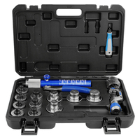 CT 300A Hydraulic Pressure Expander Tool Kit Central Air Conditioning Pipe Expander Tube Expander Metric System/ British System