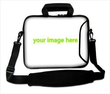 Diy 노트북 가방 사진 17.3 인치 노트북 슬리브 컴퓨터 예비 부품에 10 인치에 대한 귀하의 스타일 사진 디자인을 사용자 정의