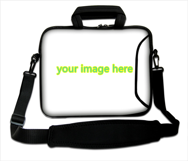 Free shipping DIY bag Promotion your style laptop sleeve bag huado computer  spare parts customized print photos notebook bag a36304126a