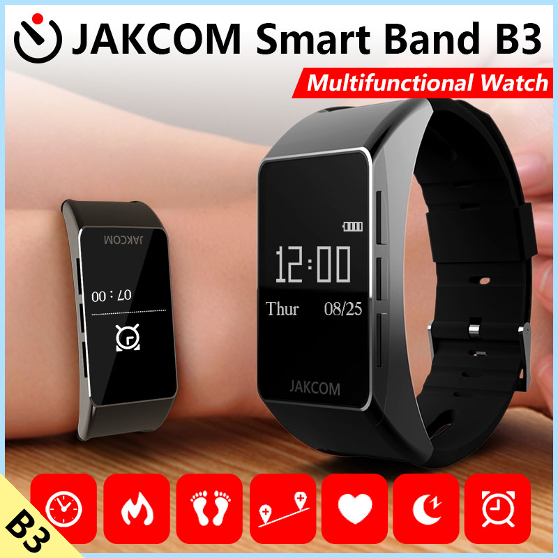 Jakcom B3 Smart Watch New Product Of Smart Electronics Accessories As Pulseras For Xiaomi Watch 2 For Asus Zenwatch Polar M450