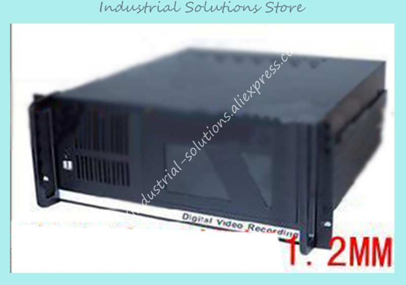 New 4U Server Computer Case Dvr Special Computer Case 1.2mm Top new 4u industrial computer case parkson 4u server computer case huntkey baisheng s400 4u standard computer case