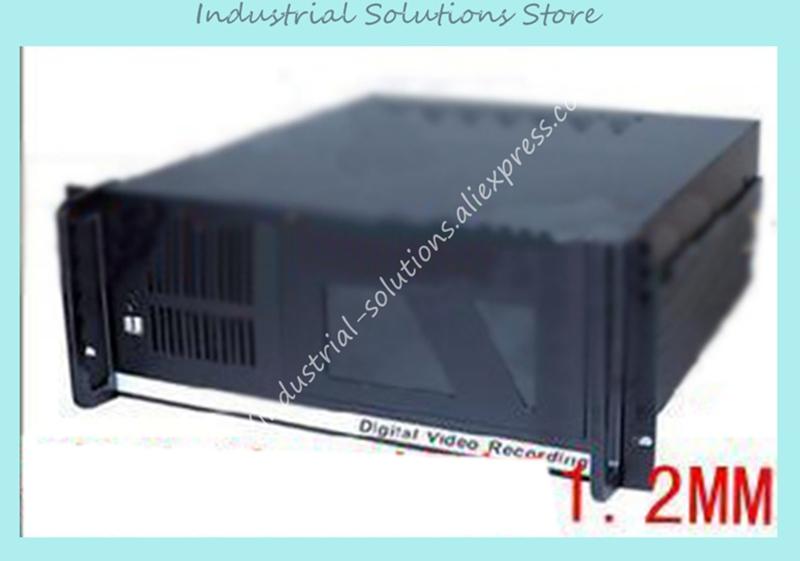 New 4U Server Computer Case Dvr Special Computer Case 1.2mm Top