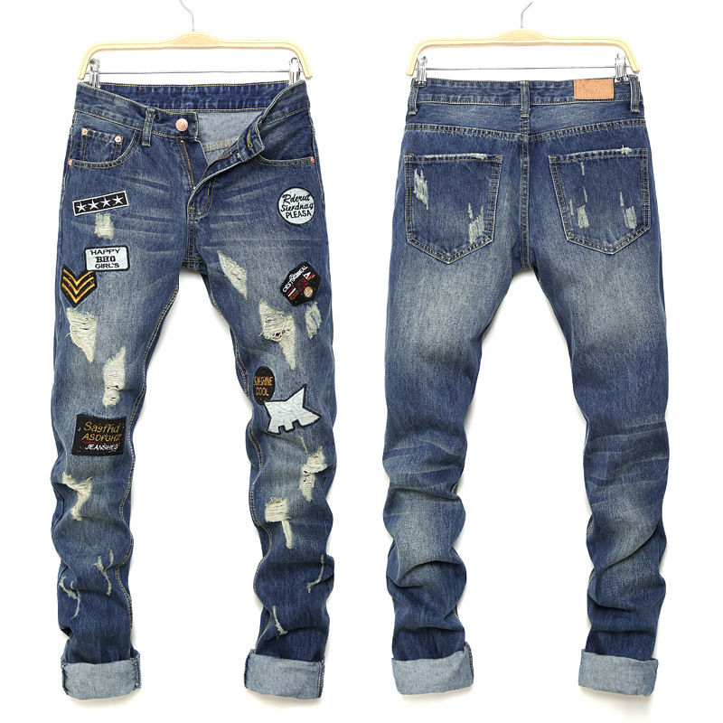 Brand Mens for men Denim jeans Fashion Designer pepe Pants