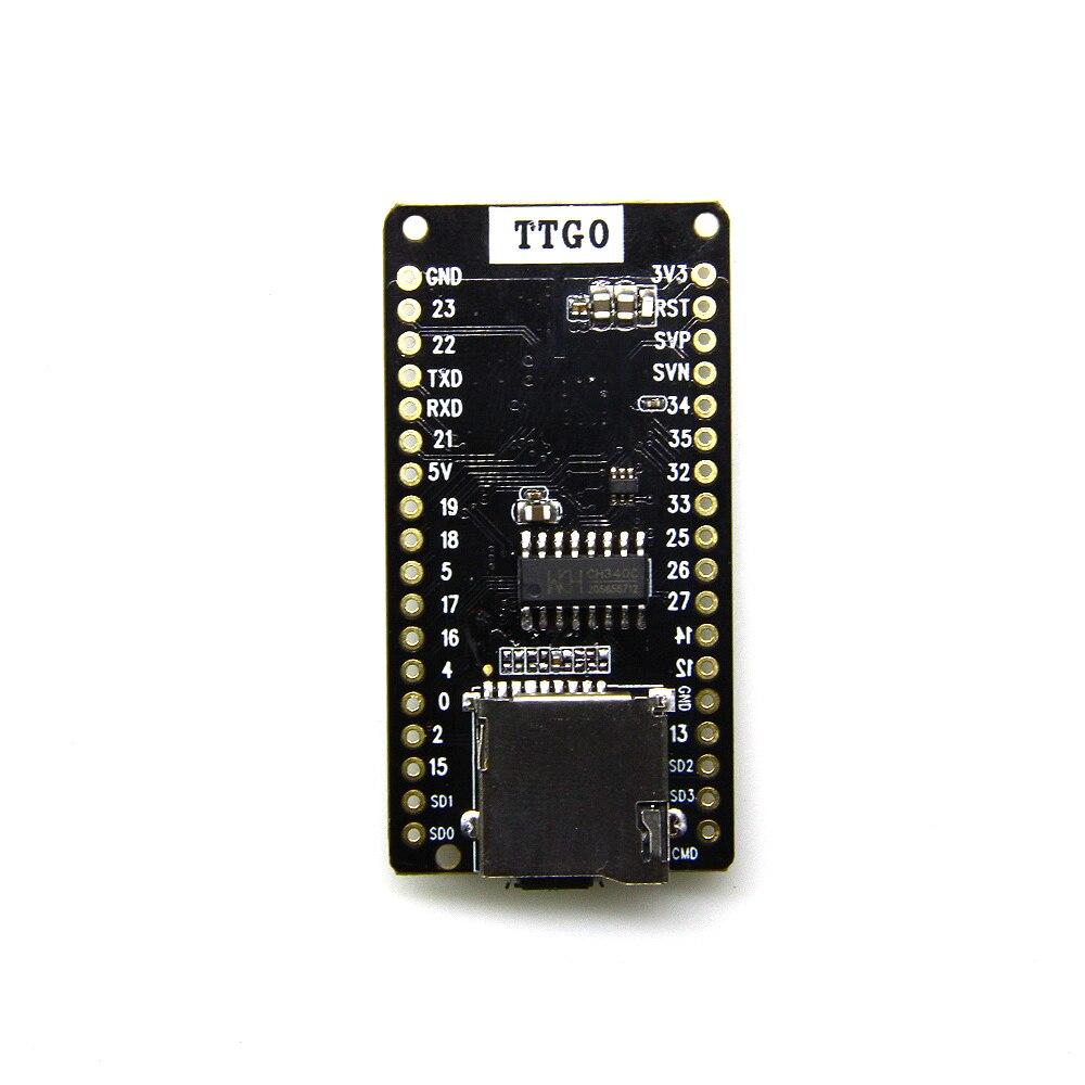 TTGO T1 ESP-32 V1.0.0 Rev1 wifi bluetooth Module + SD Card bord 4 MB FLASH