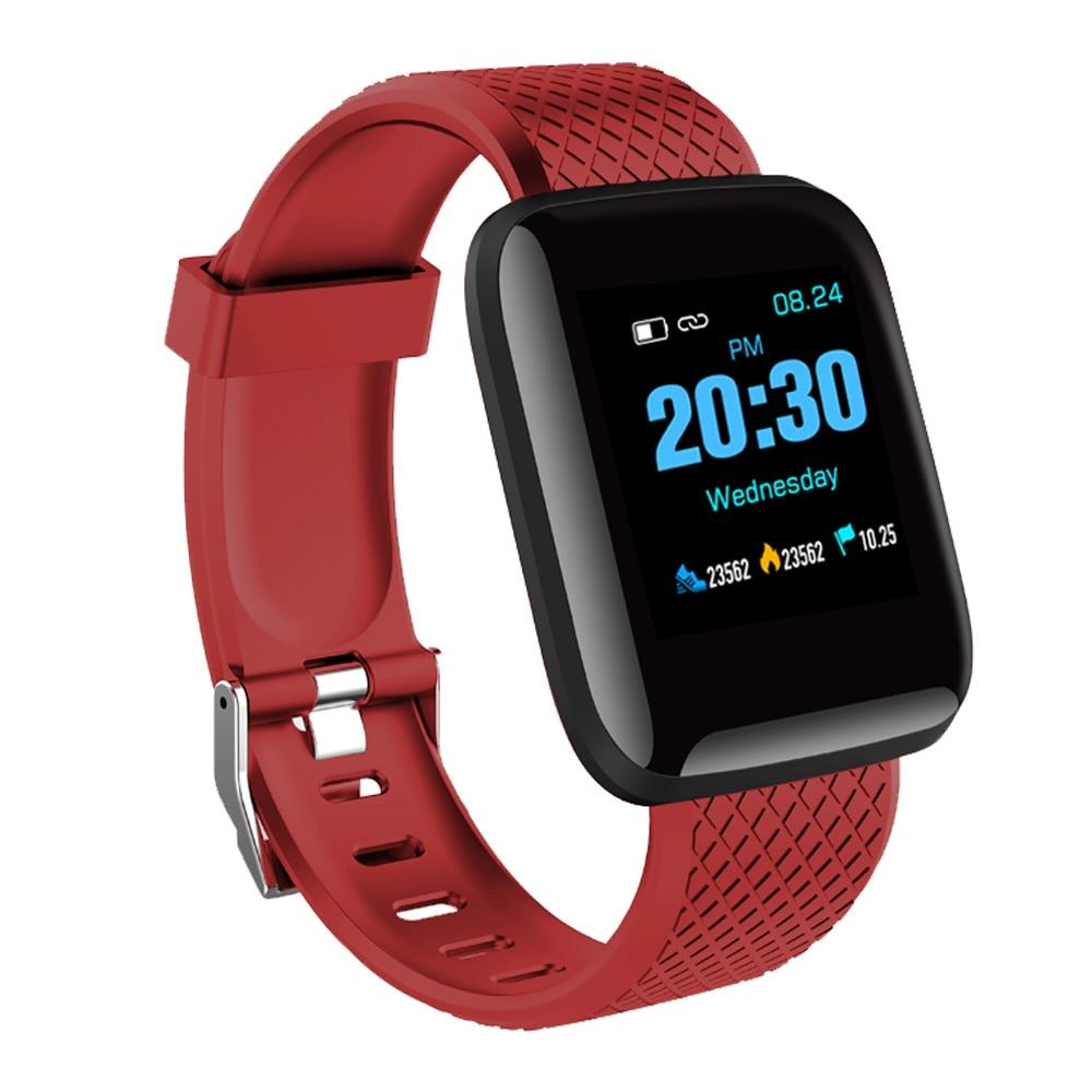 HTB1osfrO9zqK1RjSZFHq6z3CpXa7 Smart Wristband Heart Rate Monitor Smart Fitness Bracelet Blood Pressure Waterproof IP67 Fitness Tracker Watch For Women Men