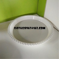 300# 26.5CM Flower pot tray plastic Flowerpot trays 10 CPS