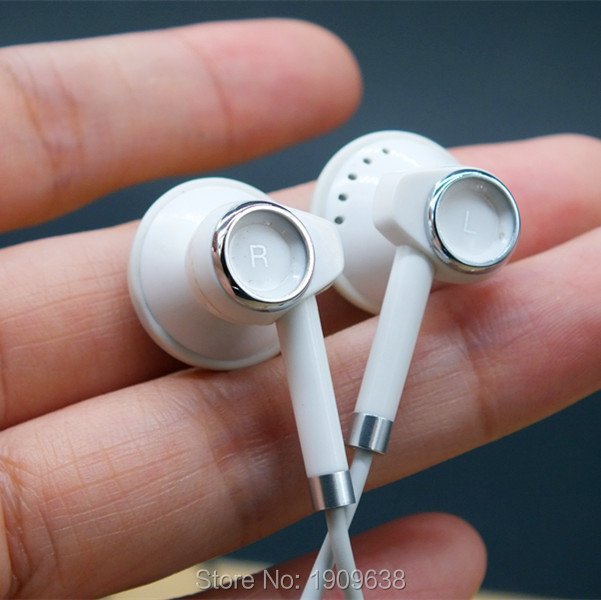 Markdown sale Original white Backbeat 116 In Ear Earphone Dynamic Flat Head Plug HIFI earbud with Mic Free Shipping 2017 new magaosi k3 pro in ear earphone 2ba hybrid with dynamic hifi earphone earbud with mmcx interface headset free shipping