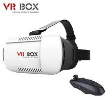 CAJA 3.0 Versión PRO1.0 VR Gafas de Realidad Virtual + Bluetooth Ratón Inalámbrico/Control Remoto Gamepad